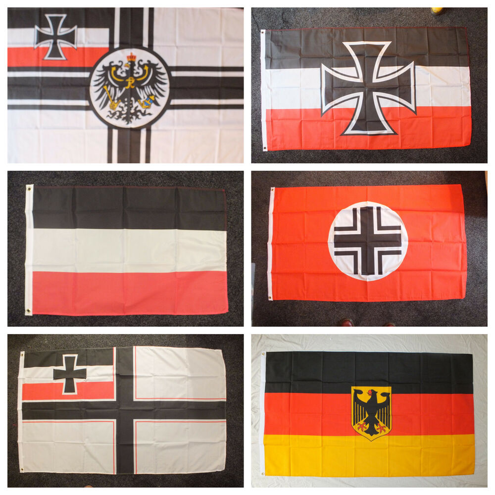 German Meaning Ww1 Flag