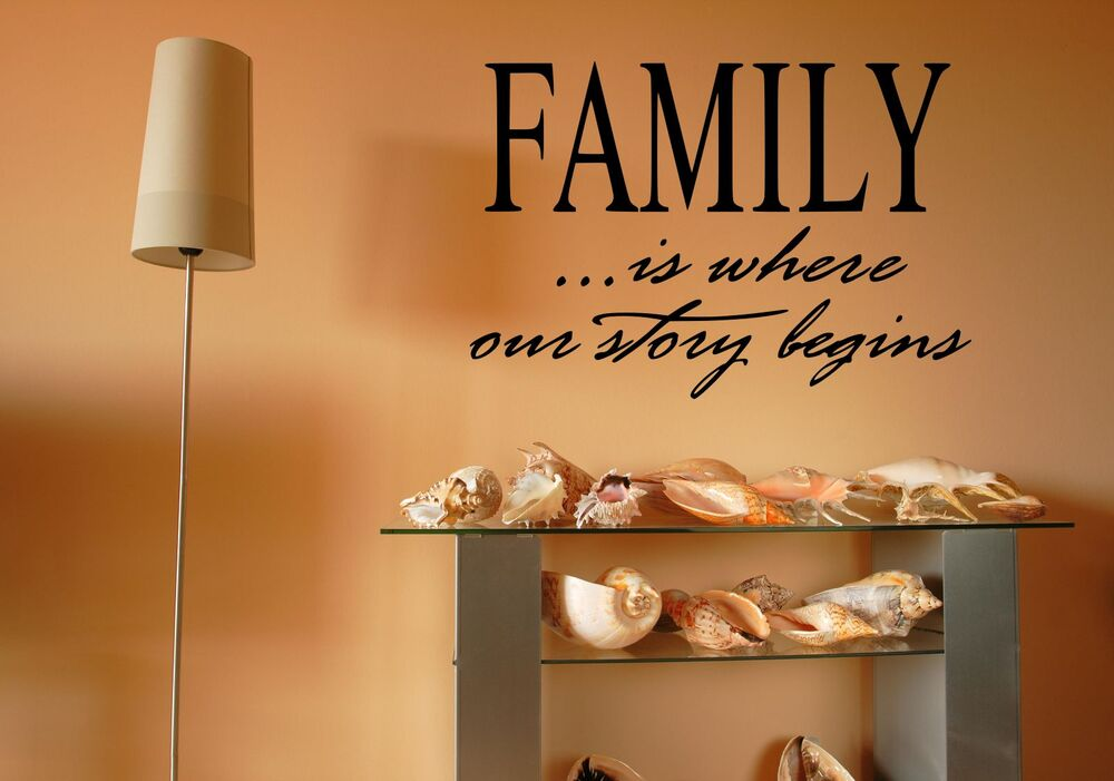 Family And Friends Wall Decor