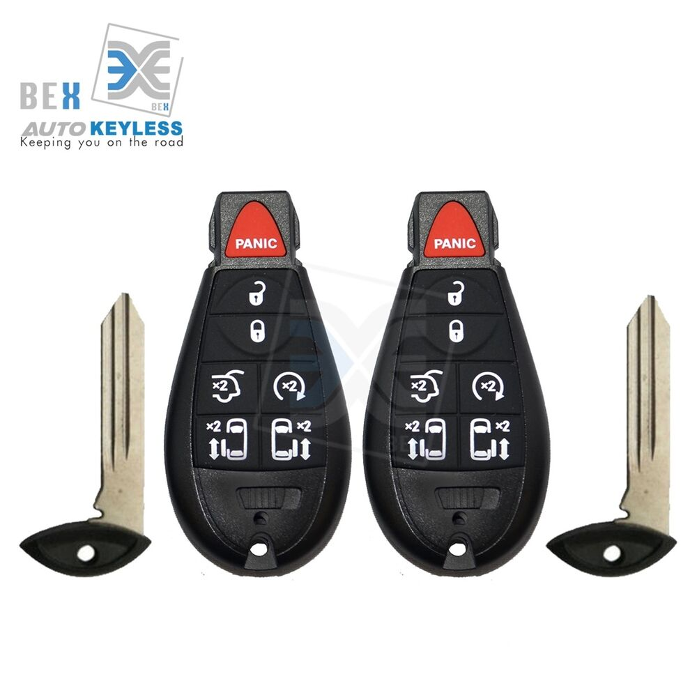 300 Start Touring Remote Chrysler 2008 Accessories