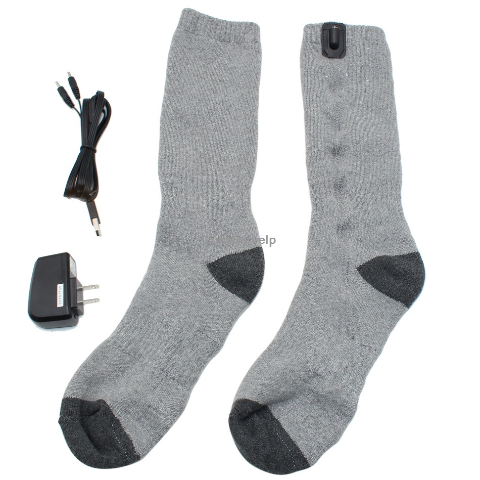 Battery Powered Socks Heated Men