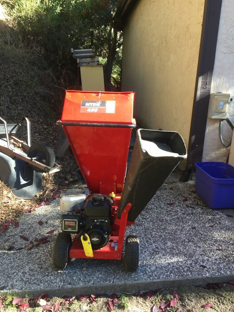 Buy Mulcher Chipper Shredder