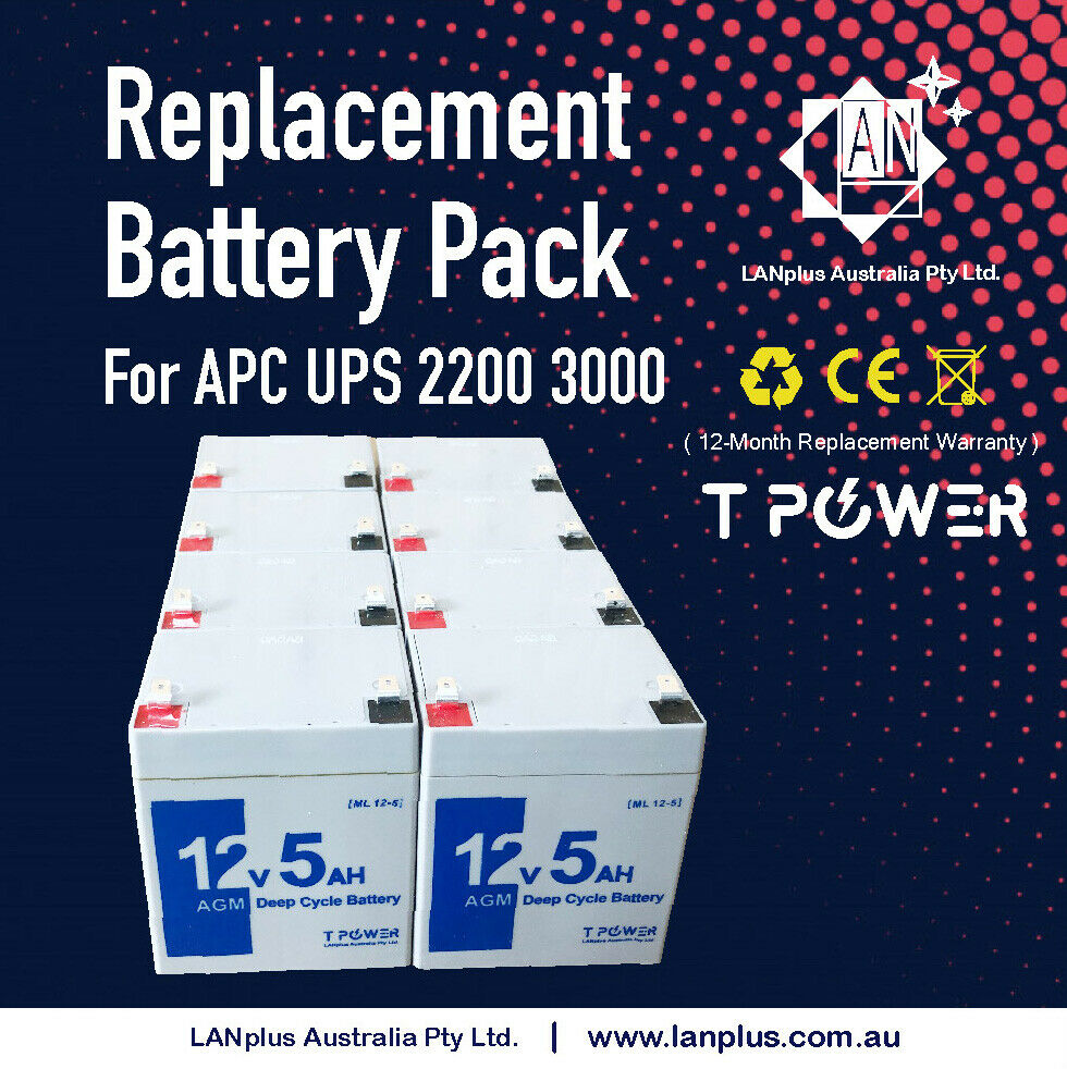 Apc Battery Ups Back Replacement
