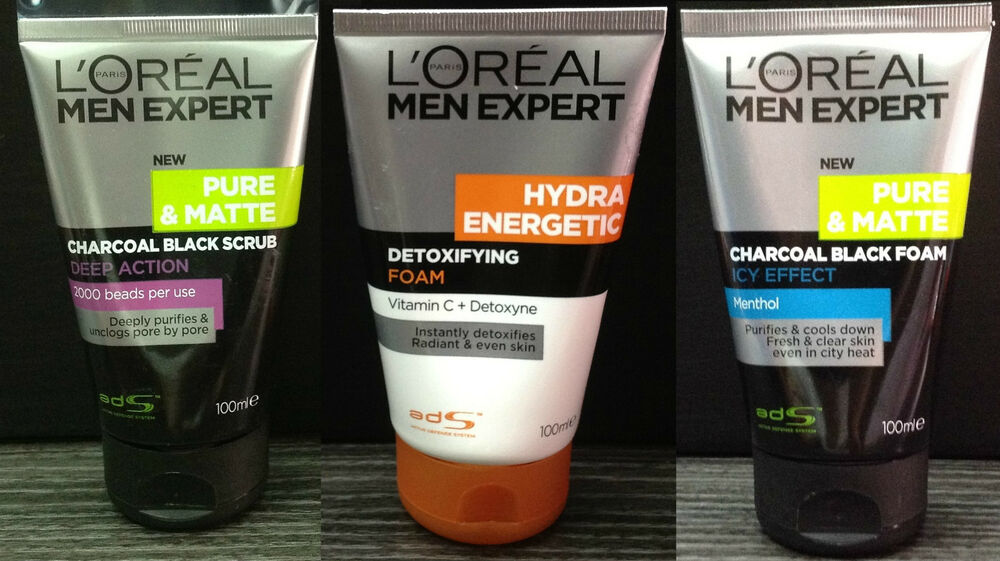 Face Loreal Cleanser