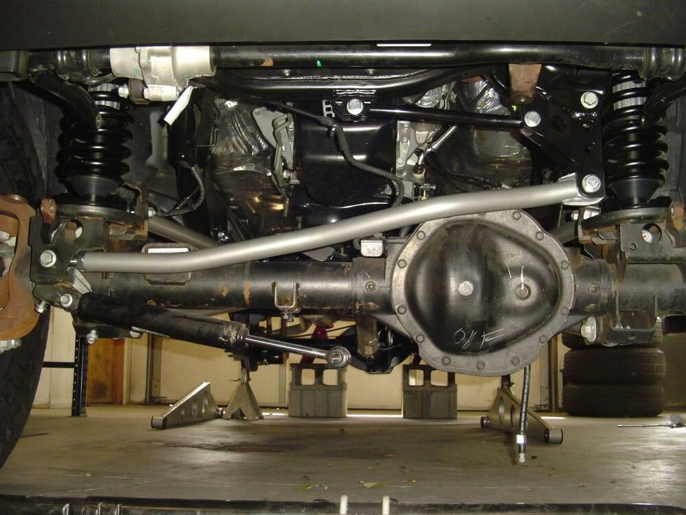 Parts F350 Front 2000 Axle