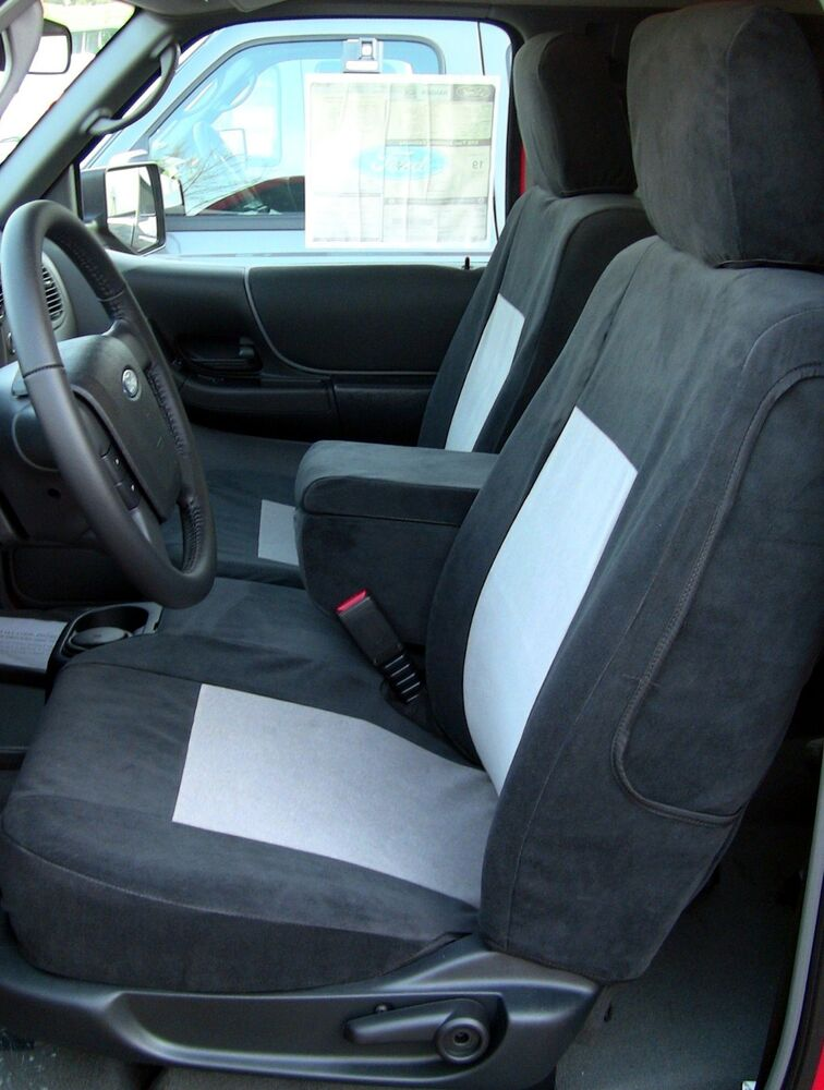 2010 2012 Ford Ranger 60 40 Seat Custom Fit Seat Covers