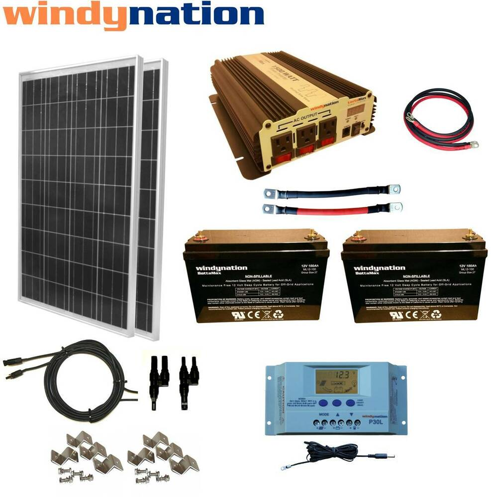 300 Watt Power Inverter Solar Panel Diagram Solarpaneldiagram