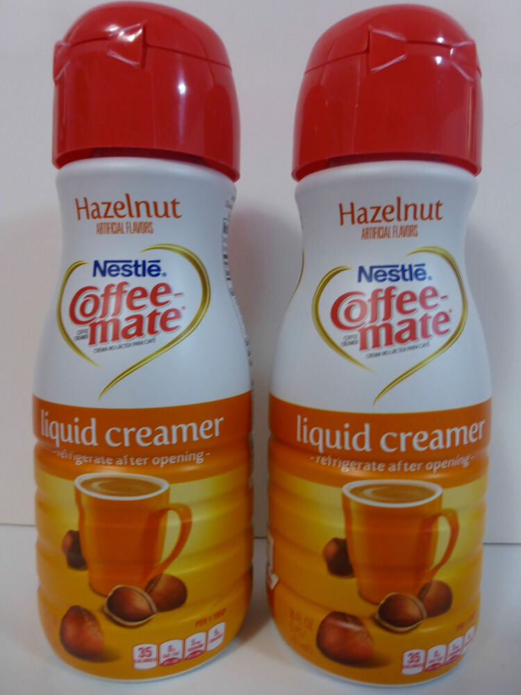 Mate Coffee Creamer Liquid Powder Coffee 2 Oz Or 10 Or Larger Nestle