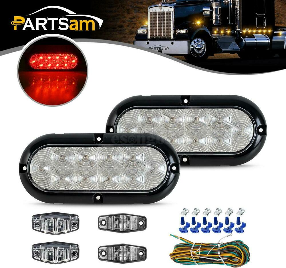 Boat Trailer Led Lights