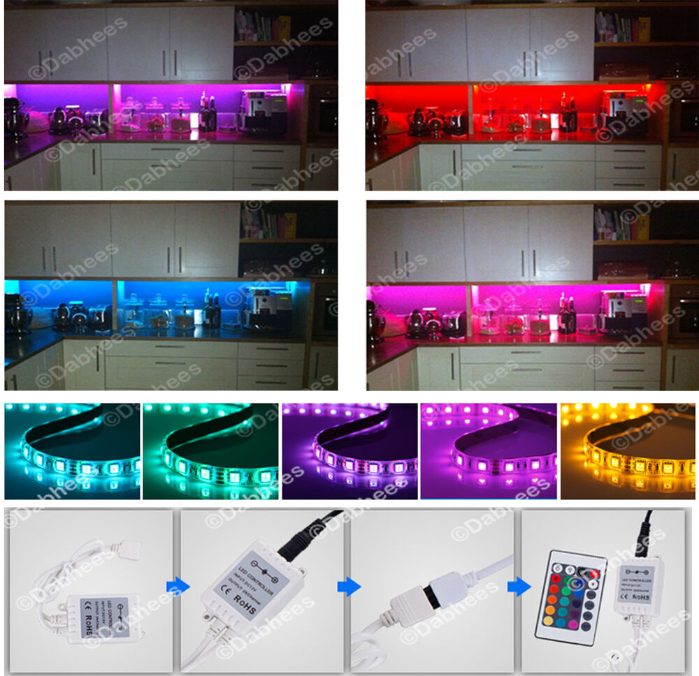 Led Display Light Fittings