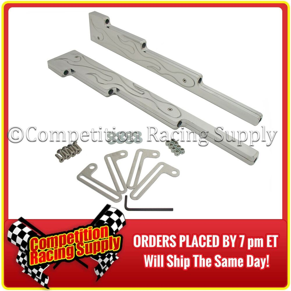 Chevy Small Block Spark Plug Wire Holders