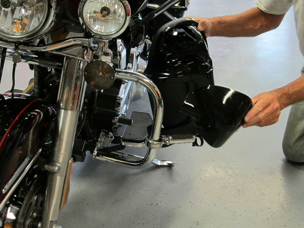 Glide Electra Accessories Harley 2013