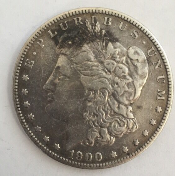 Us Silver Dollars 1900 S