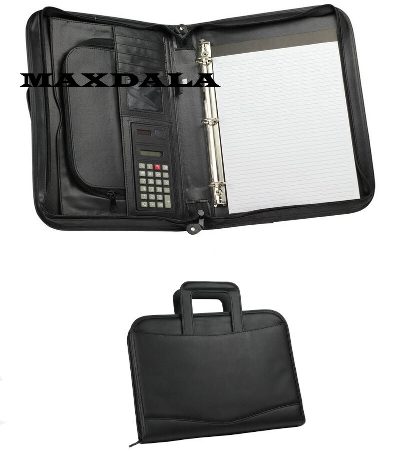 Briefcase 2 Included Binder Ring
