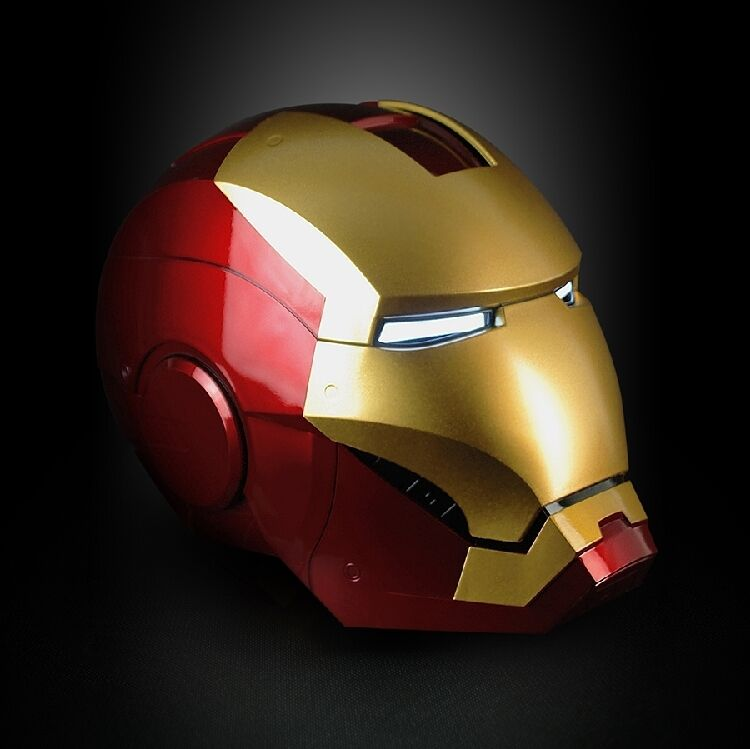 NEW Roan x Lager MK3 Iron man helmet MAGNETIC RING CONTROL ...
