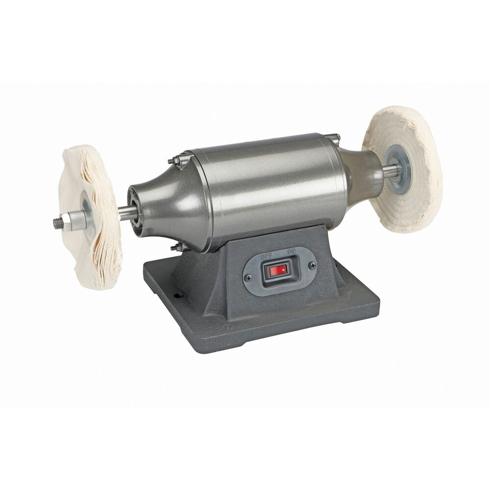 6 Quot Inch Bench Table Top Buffing Machine Polisher Buffer