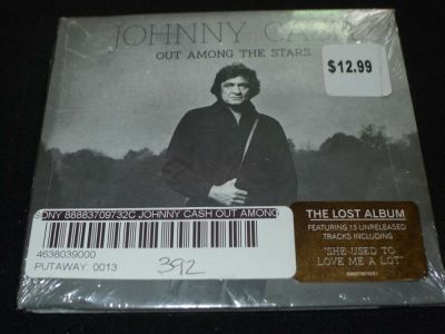 Out Among The Stars Johnny Cash | eBay
