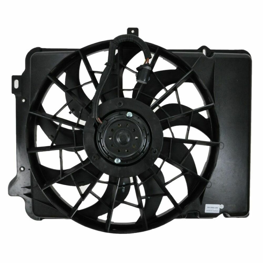 Cooling Taurus 95 Fan Ford