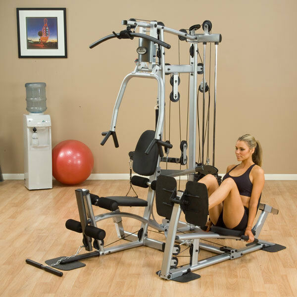 Powerline P2lpx Home Gym With Leg Press Weight Exercise