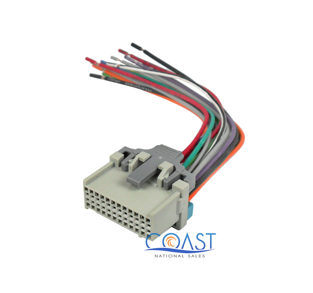 Aftermarket Car Stereo Wiring Harness Vr3 Wire