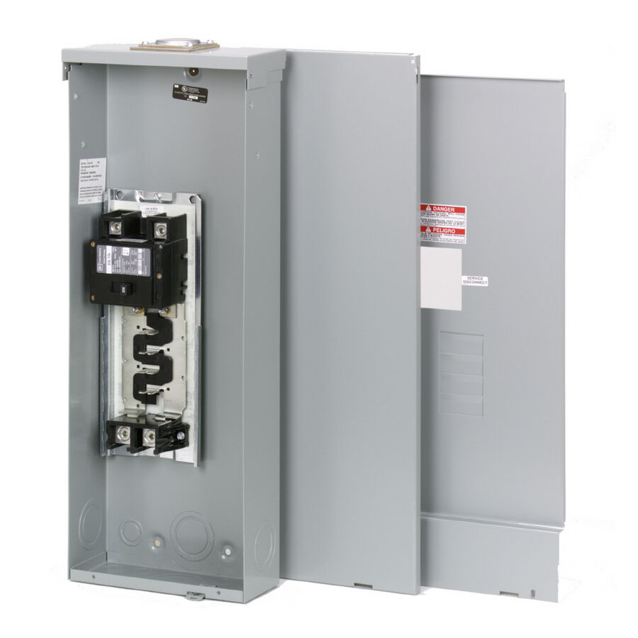 Home Electrical Panel Box Household