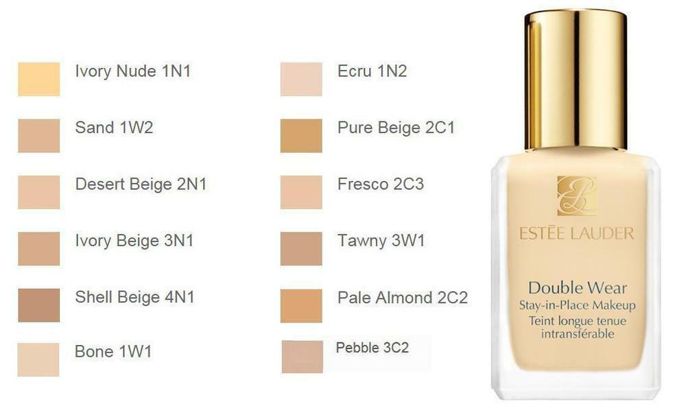 Ivory Beige Wear Foundation 3n1 Estee Lauder Double