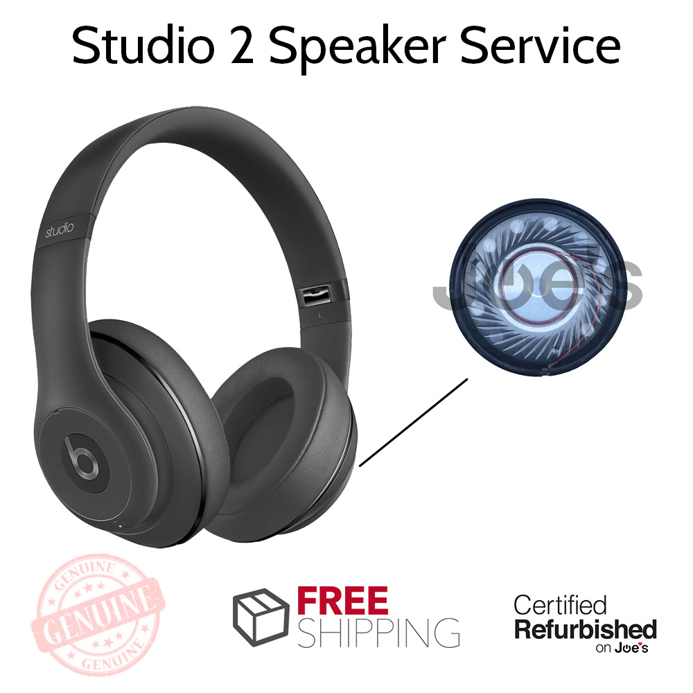 Beats by Dr. Dre Studio 2 Wireless Wired Headphones ...