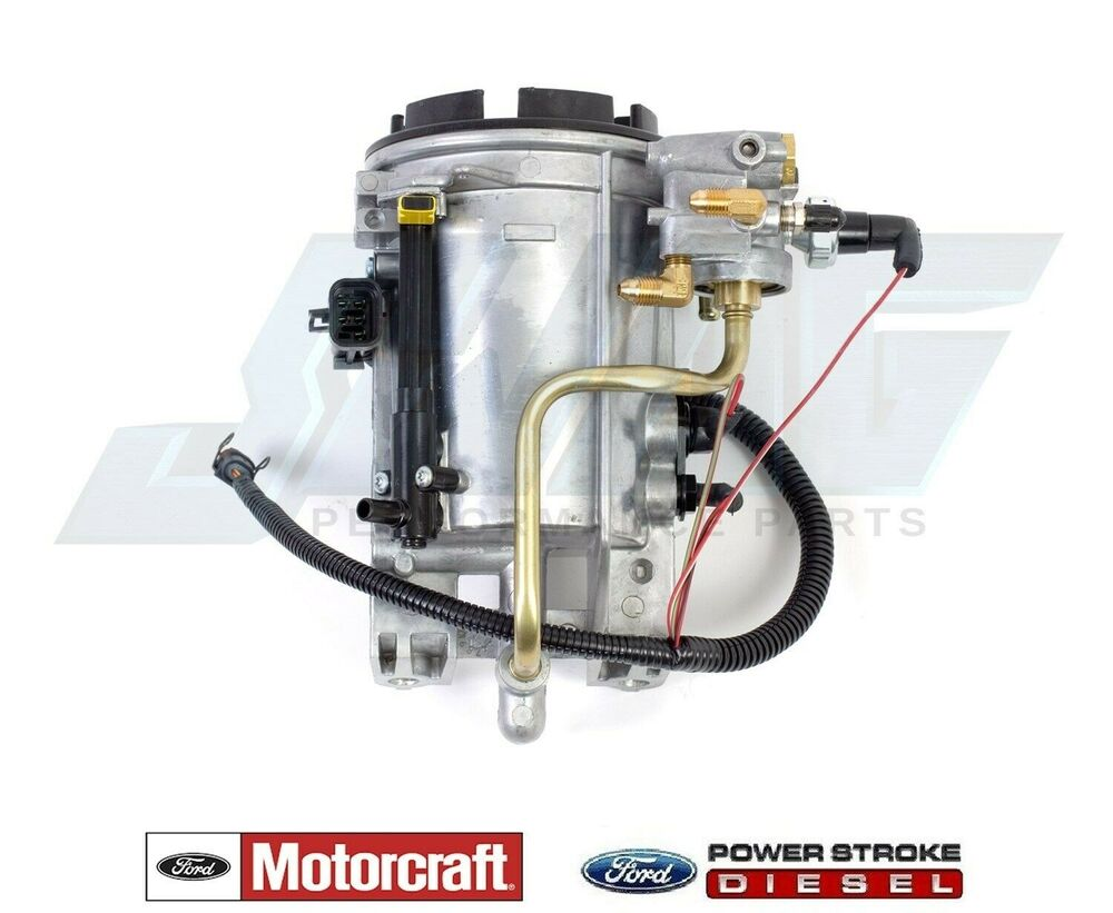 Ford Diesel Fuel Filter Location 2001 F550