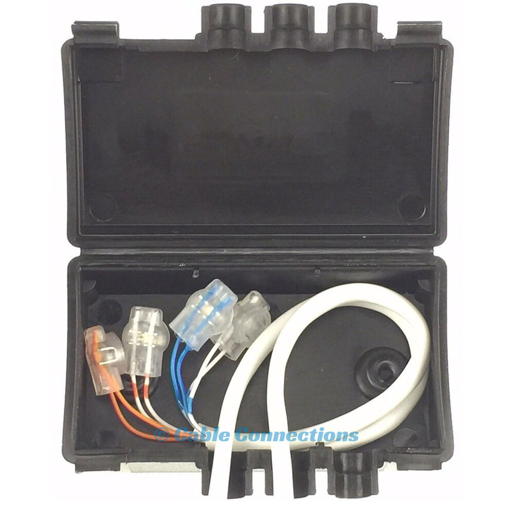 Automotive Wiring Splice Connection