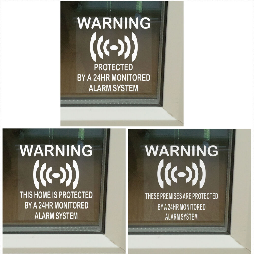 Monitored Home Alarms