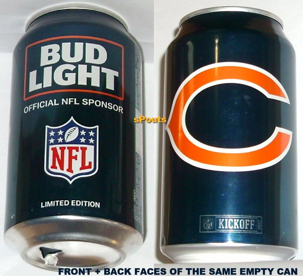 Bears Bud Light