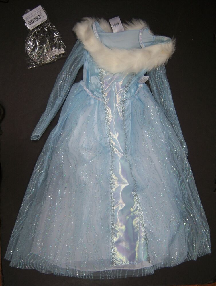 Disney Store Xs 4 5 Chronicles Of Narnia White Witch Ice