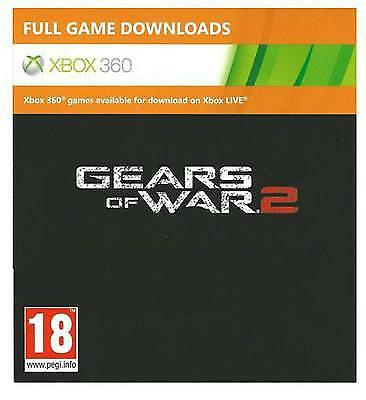 Downloadable Microsoft Gears of War 2 Xbox 360 & Xbox One ...