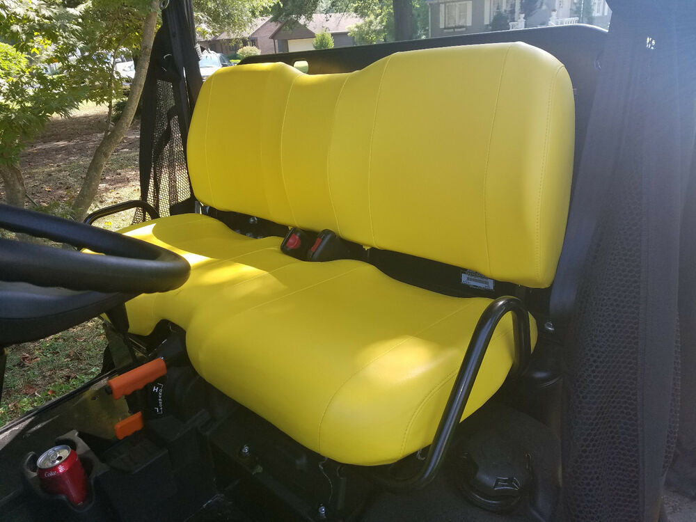 John Deere Gator Bench Seat Covers Xuv 855d S4 In Solid