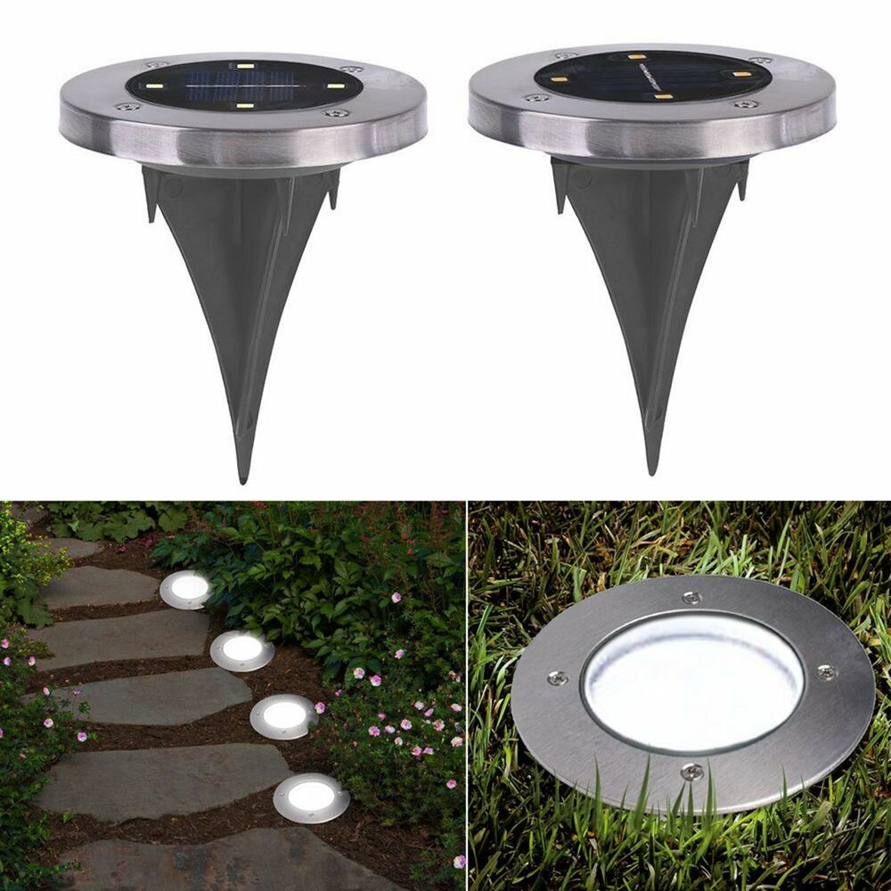 Led Solar Outdoor Lights