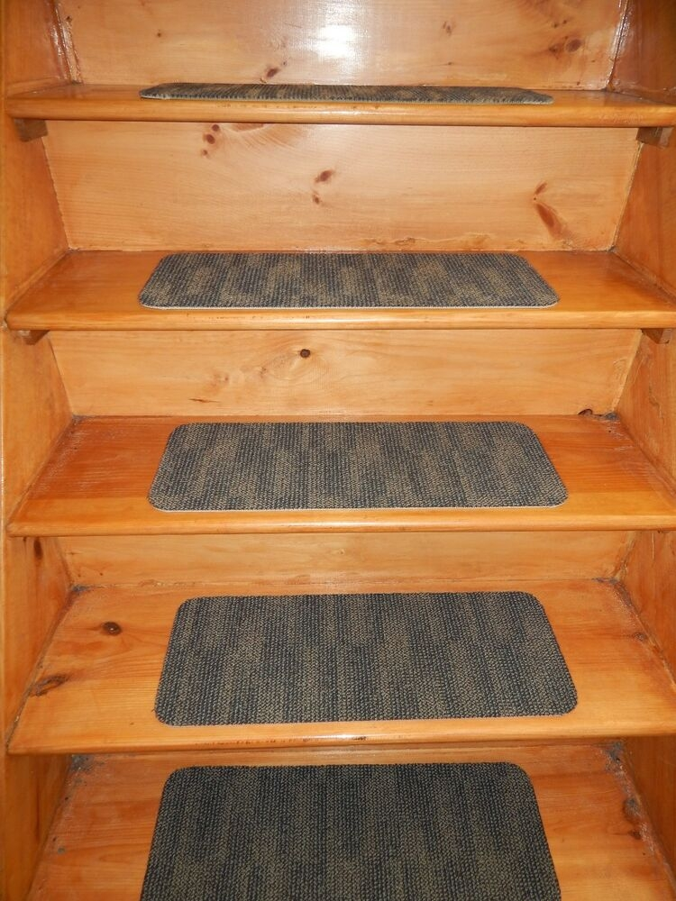 14 Step Indoor Outdoor Stair Treads Staircase Step Carpet | Indoor Outdoor Carpet Runners For Stairs