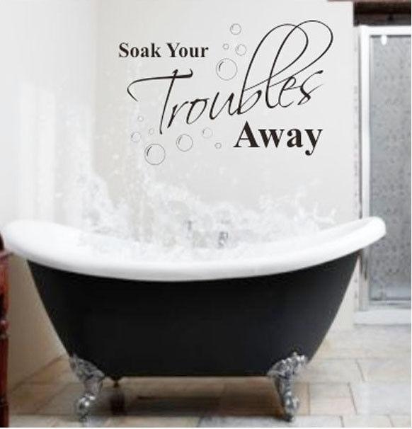 Bathroom Decor Quotes
