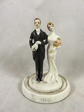 Porcelain Vintage Wedding Cake Decorations for sale   eBay
