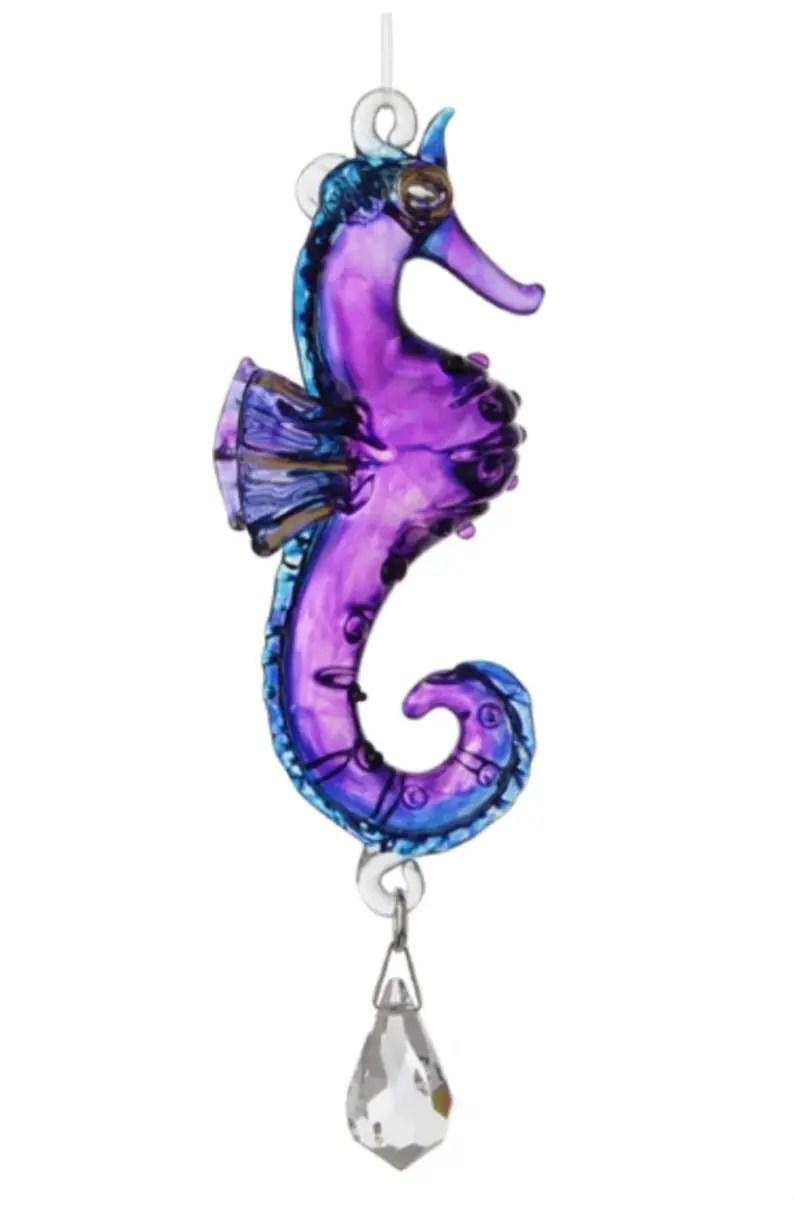 purple seahorse - HD794×1217