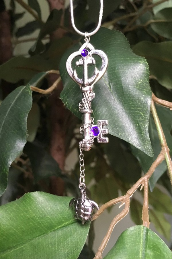 mini key pendant # 67