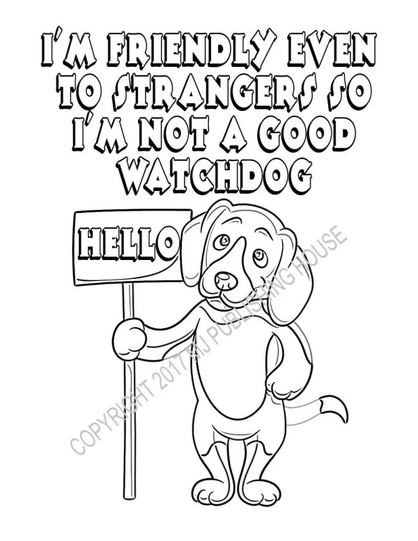 beagle coloring pages # 26
