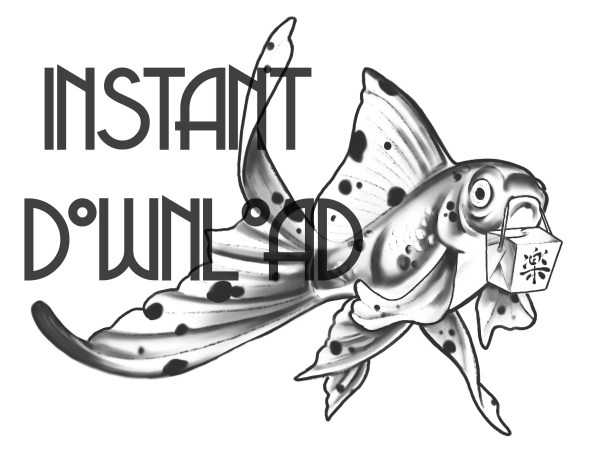 goldfish coloring page # 42