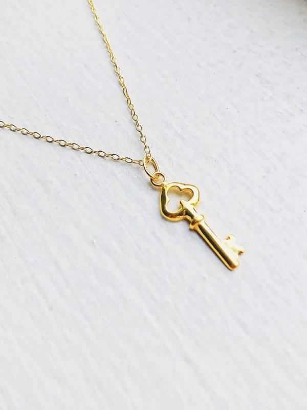 mini key pendant # 35