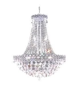 crystal chandelier tiered # 74