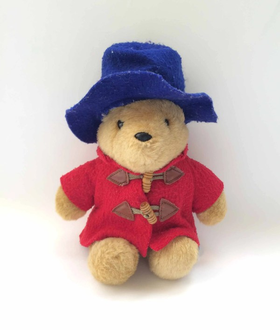 paddington bear stuffed animal # 22