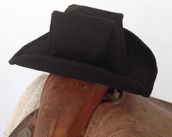 cowboy hat crochet sombrero vaquero pattern # 73