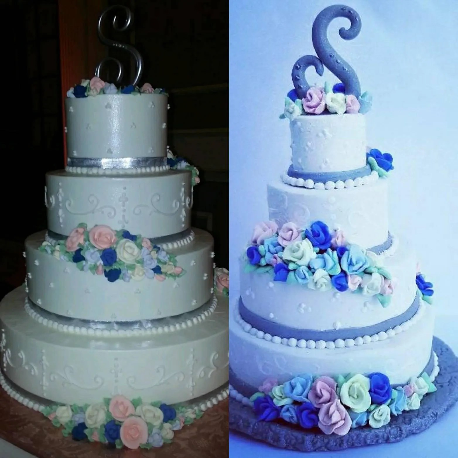 Wedding Cake Replica Ornament custom wedding cake ornament   Etsy