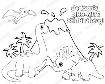 trex coloring page # 68