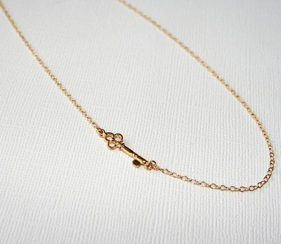 mini key pendant # 7