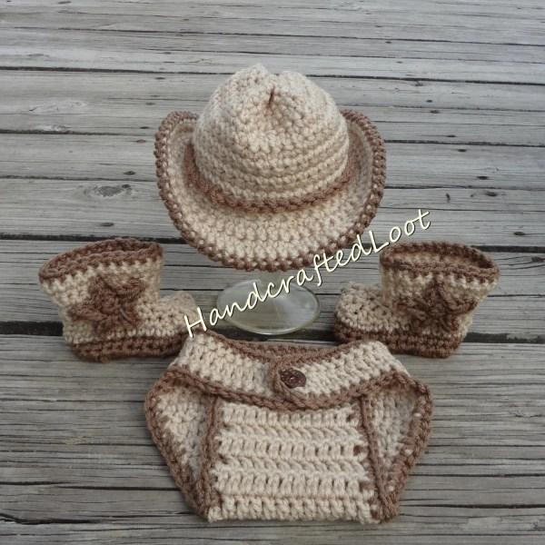 cowboy hat crochet sombrero vaquero pattern # 56