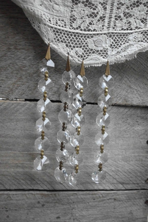 crystal chandelier drops # 2